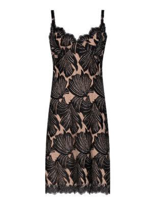 Shell Tulle Dress Noire