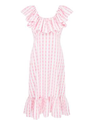 La la Lady 006 The Getty Villa dress