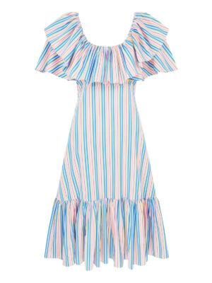 LA LA 011 Peggy Lipton Short Dress