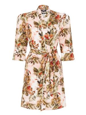 La La 021 House Coat / Dressing Gown