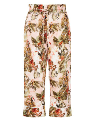 Lala 024 Peggy Pyjama Pants Jungle Print