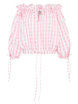 La La 025 Bel Air Pyjama gingham
