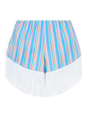 LALA 032 Tap Pants Multi stripes