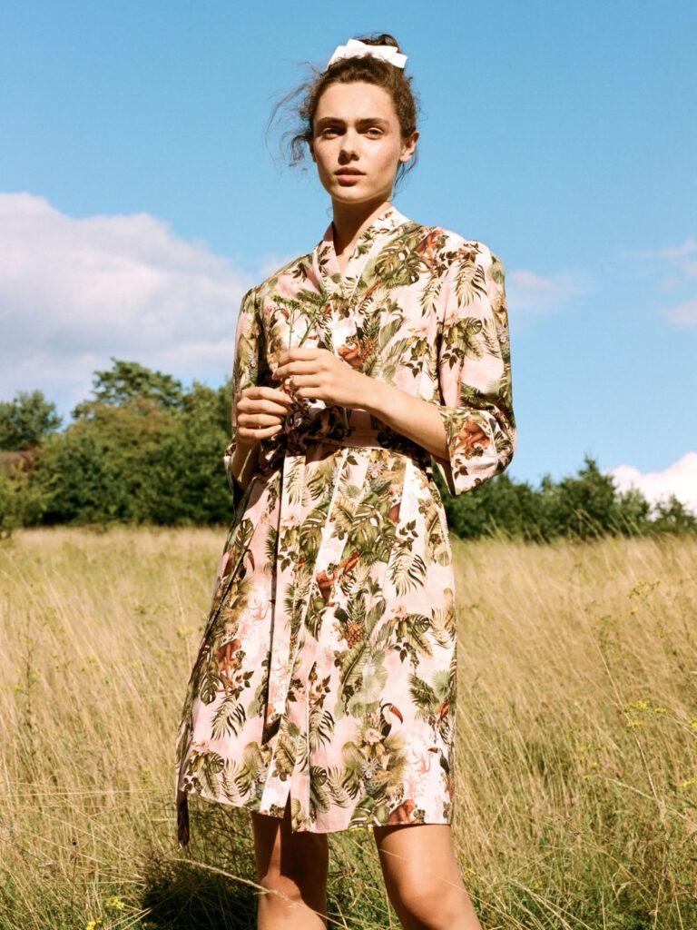 La La Lady House Coat / Dressing Gown