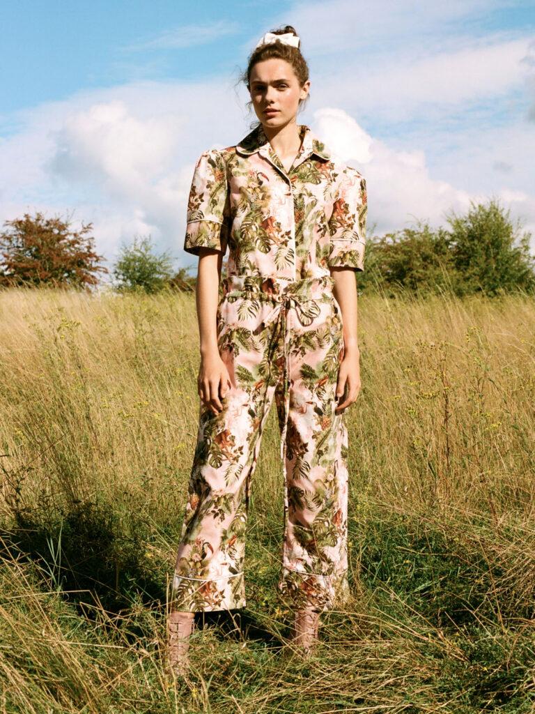 La La Lady Peggy Pyjama Pants and Top