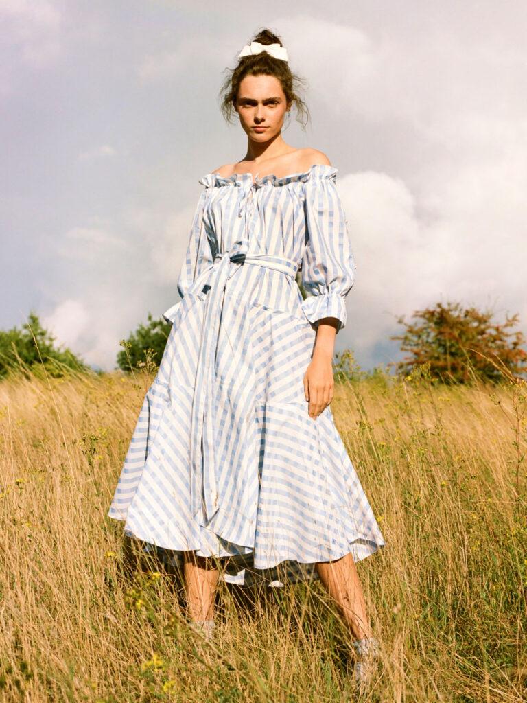La La Pyjama Babydoll Dress
