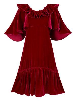 Cherub Dress Long
