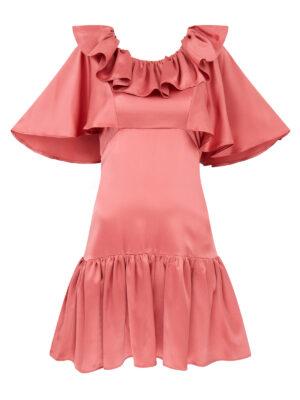 Angel Dress in Sludge
