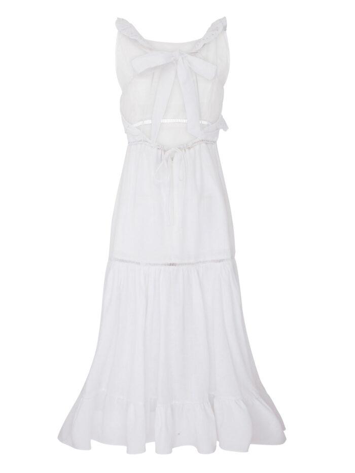 Cafe Society Apron Dress
