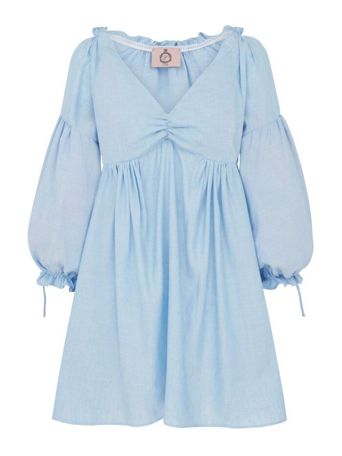 Cafe Society Short Countess Dress